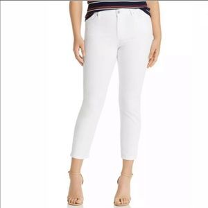 7 For All Mankind Cropped Jeans NWT
